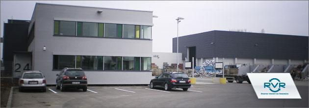 Eisen & Schrottmetalle Regensburg Hafen